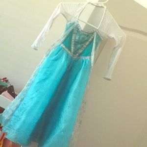 Other - XS girls Elsa Dress